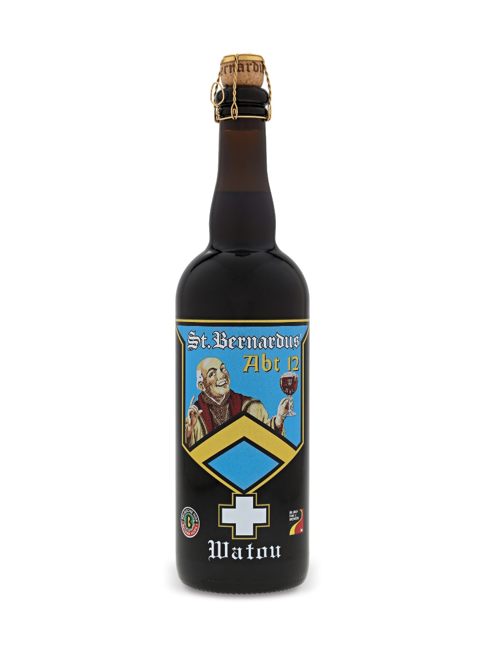 Image for St Bernardus Abt 12 from LCBO