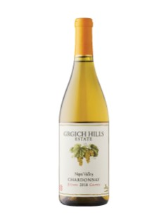Grgich Hills Estate Grown Chardonnay 2016