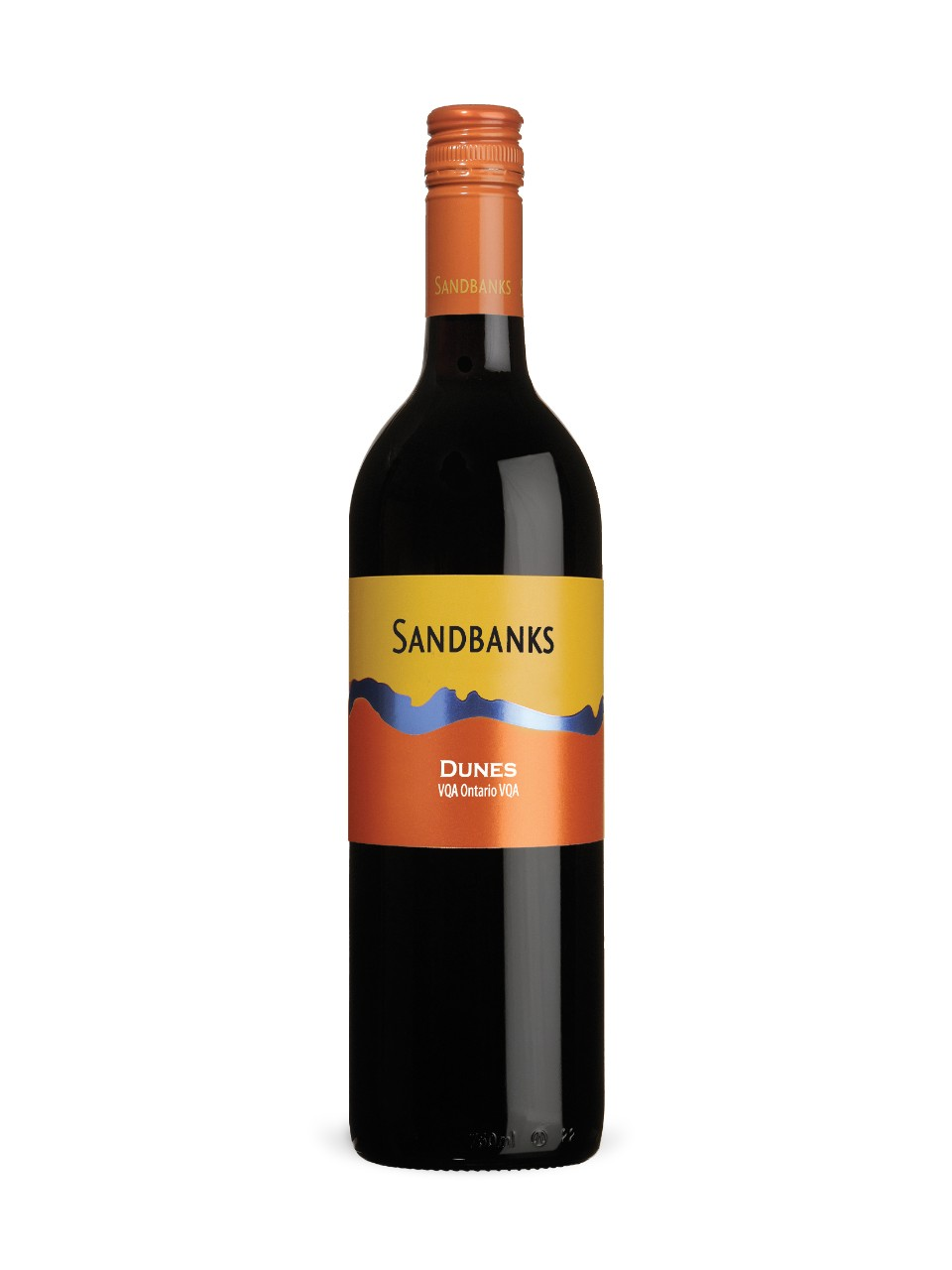 Image for Sandbanks Dunes Red VQA from LCBO