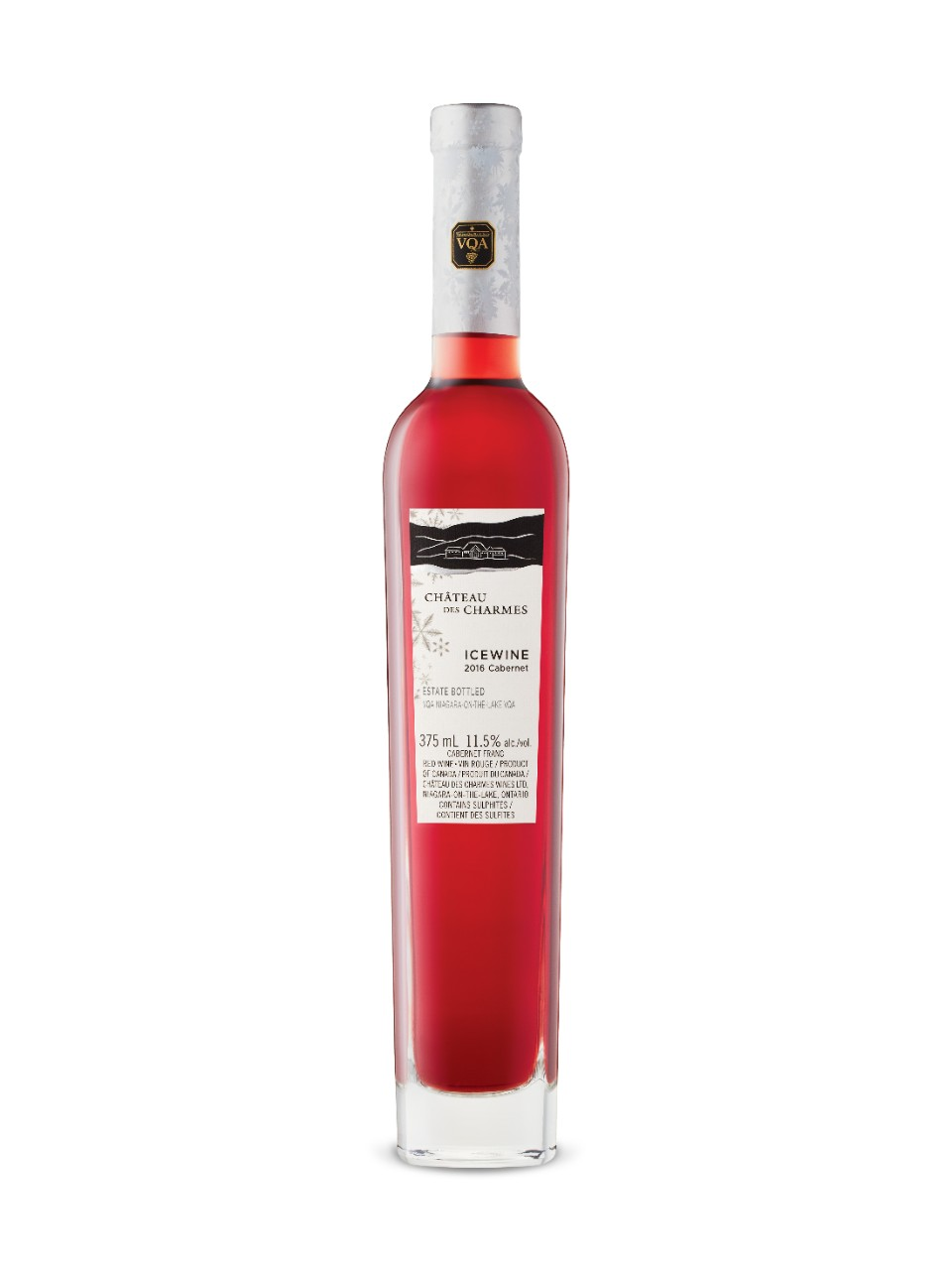 Image for Château des Charmes Cabernet Icewine 2016 from LCBO