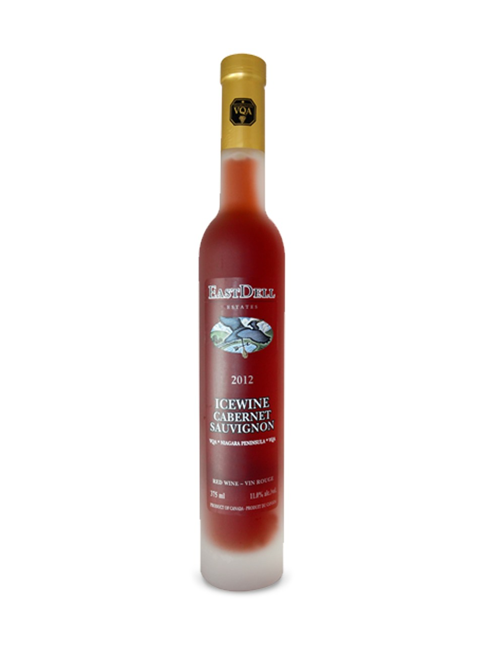 Image for EastDell Cabernet Sauvignon Icewine 2011 from LCBO