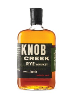 Rye Whiskey Knob Creek