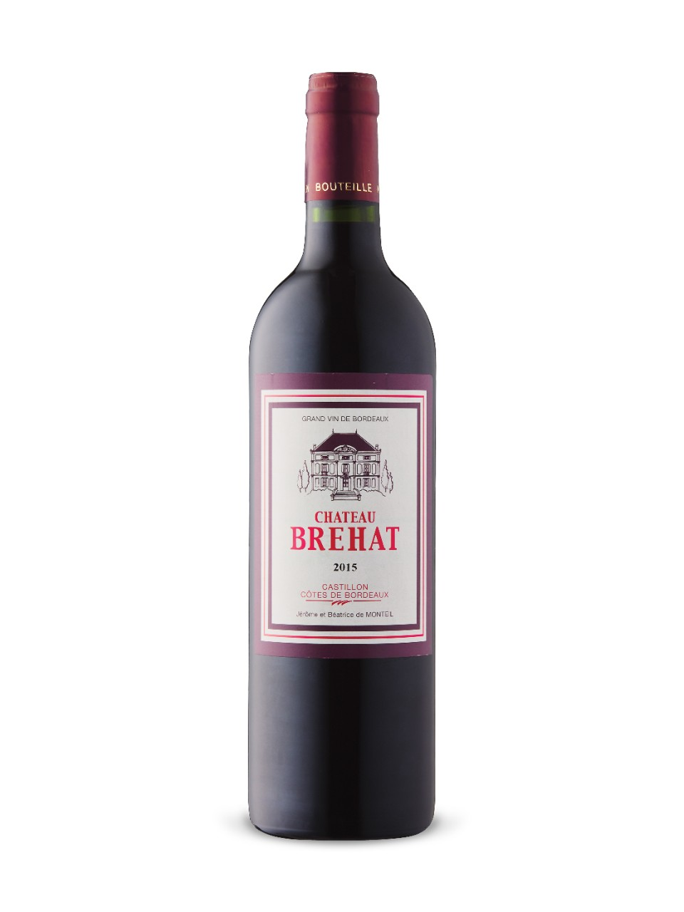 Château Bréhat 2015 from LCBO