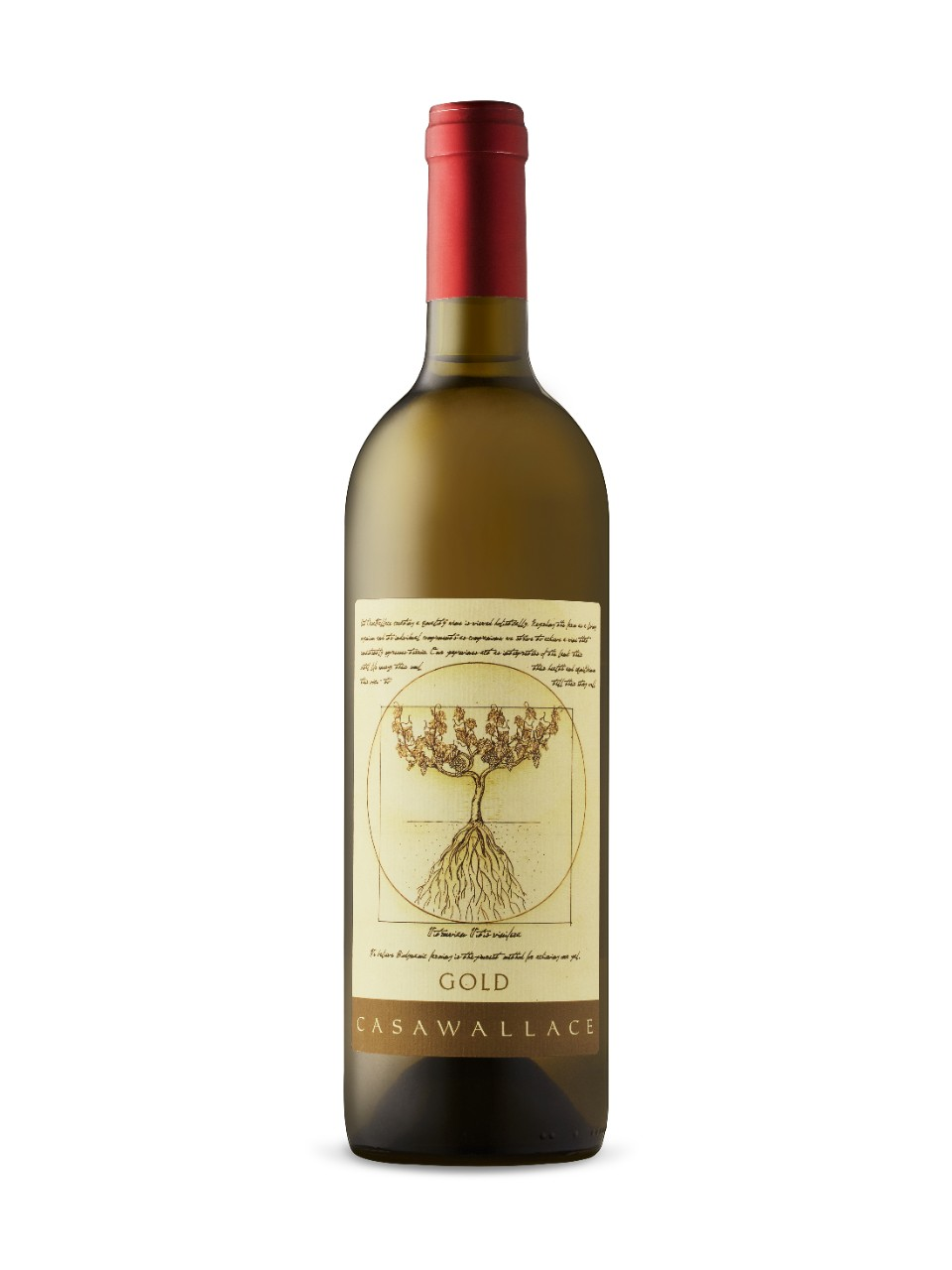 Image for Casa Wallace Gold 2014 from LCBO