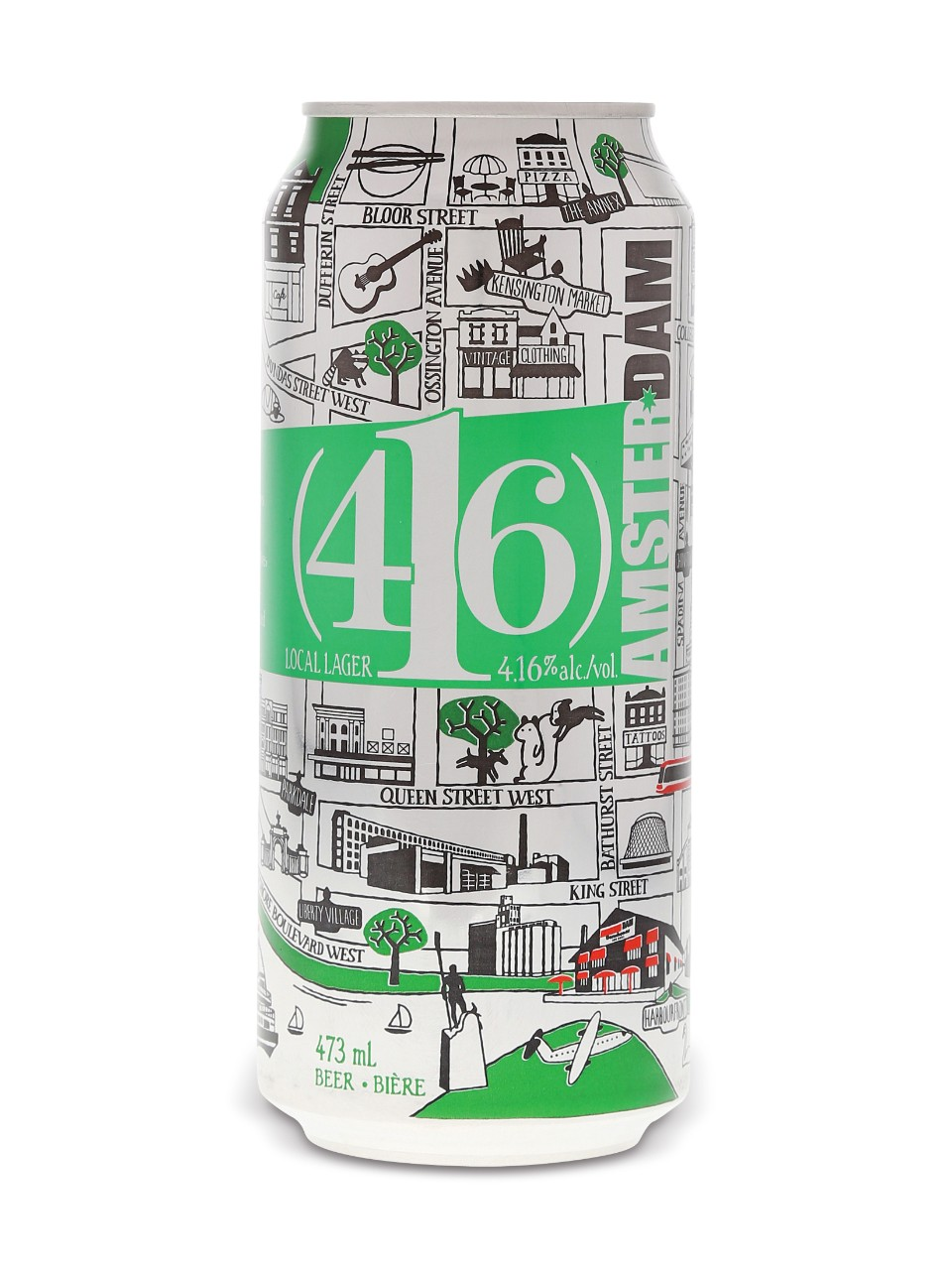 (416) Local Lager