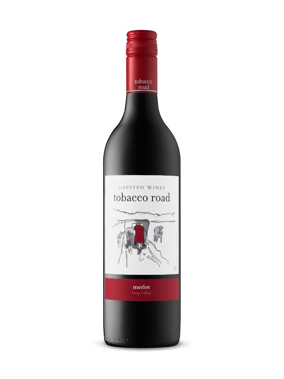 Tobacco Road Merlot 2013 from LCBO