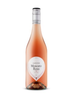 Gapsted Moscato Rosé 2016