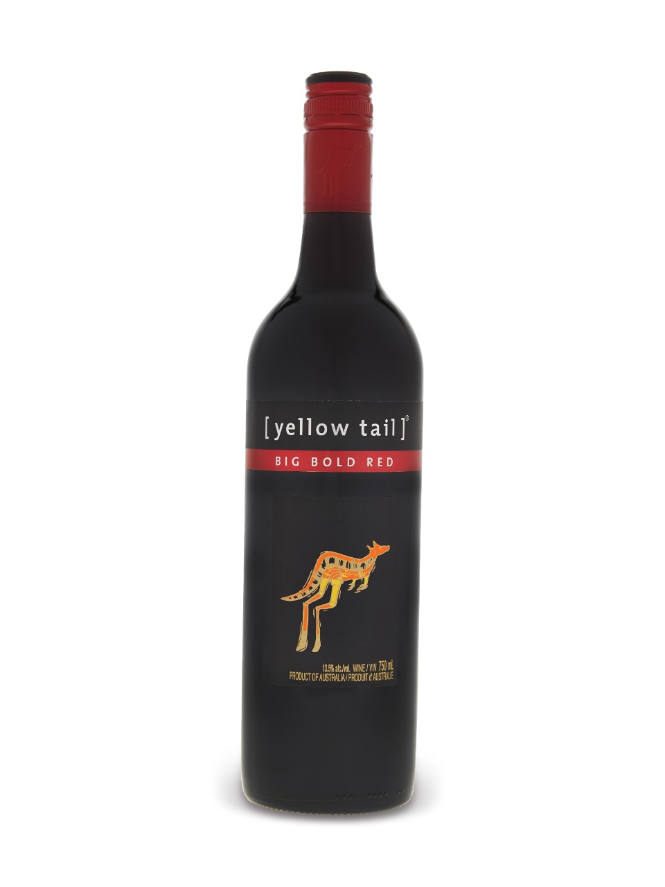 Image for Yellow Tail Big Bold Red from LCBO