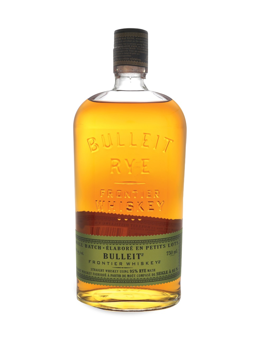 Image for Bulleit Small Batch Rye Whiskey from LCBO