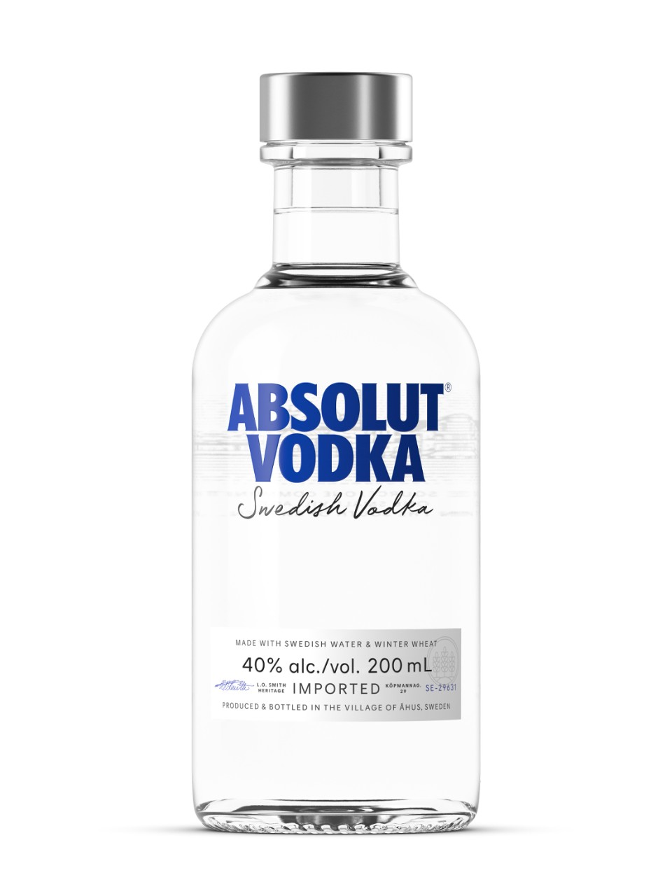 Absolut Vodka from LCBO