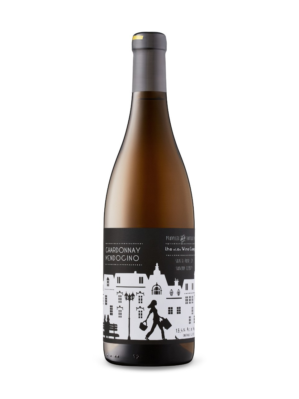 Image for IE Mendocino Chardonnay 2015 from LCBO