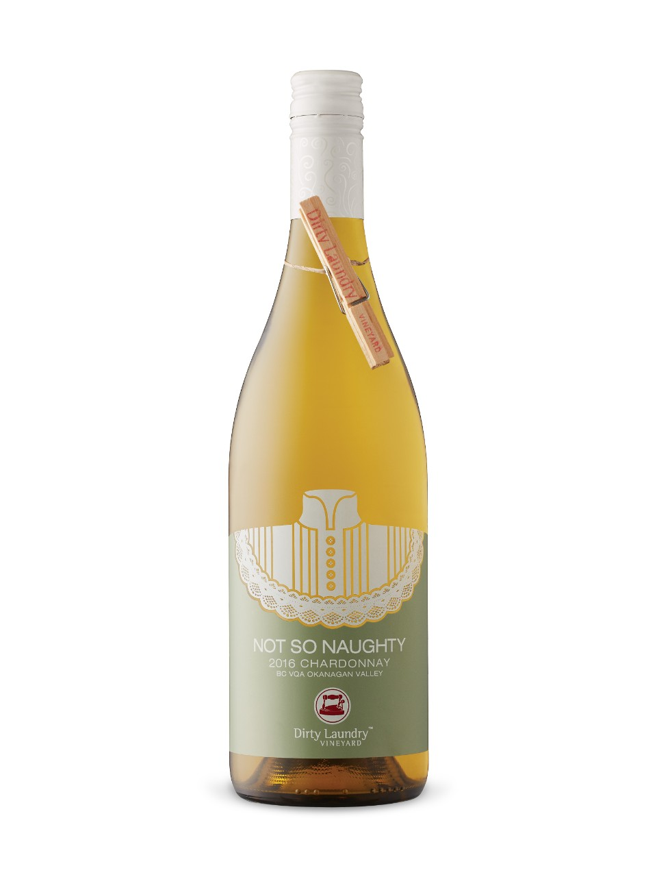 Image for Dirty Laundry Not So Naughty Chardonnay 2016 from LCBO