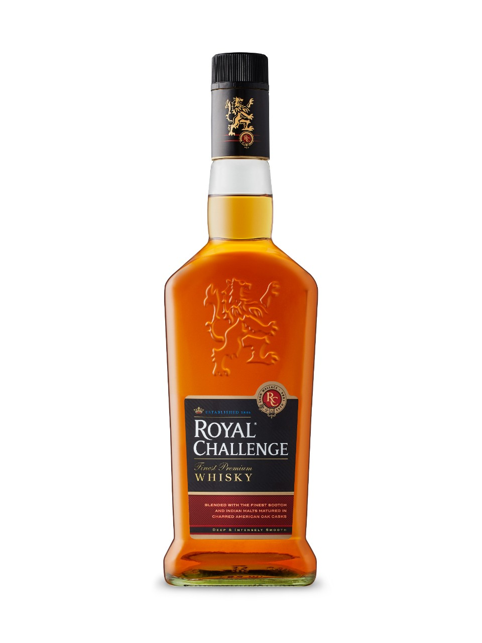 Royal Challenge Spirit Whisky from LCBO
