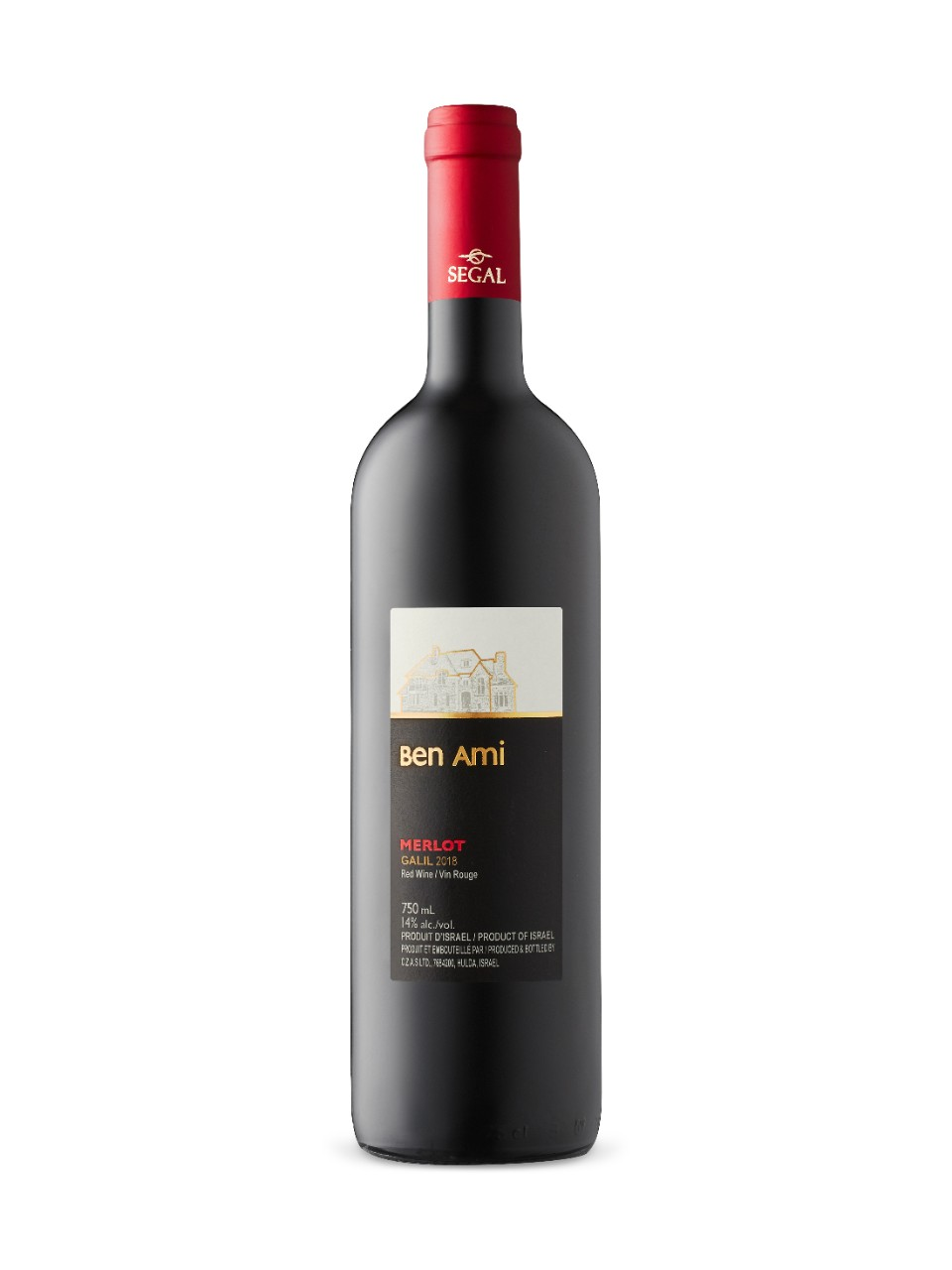 Image for Ben Ami Merlot KPM from LCBO