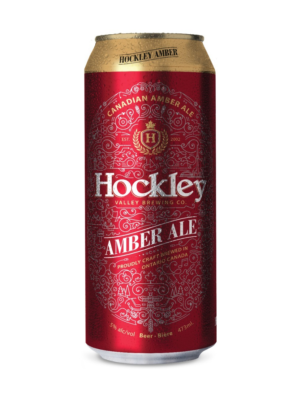 Image for Hockley Amber from LCBO