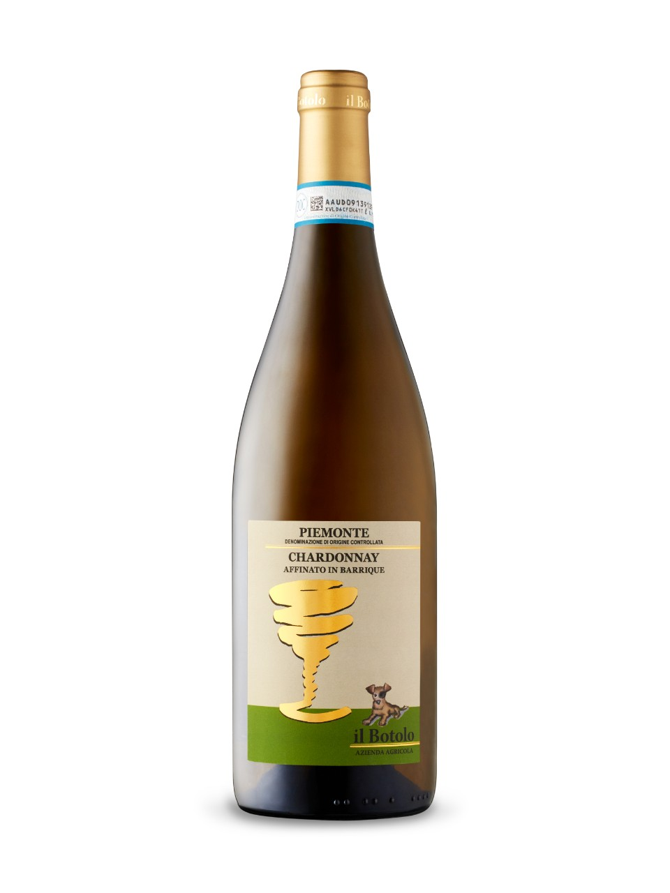 Image for Il Botolo Chardonnay Affinato In Barrique 2015 from LCBO
