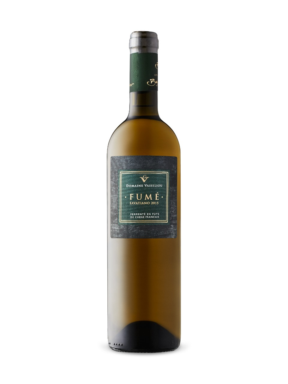 Image for Vassiliou Savatiano Fume White 2015 from LCBO