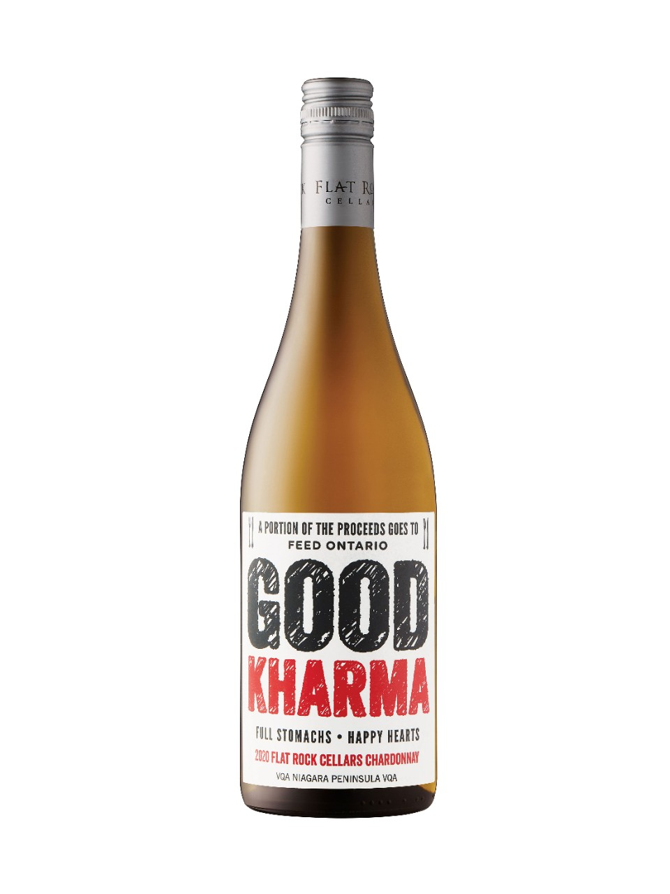 Image for Flat Rock Good Kharma Chardonnay 2016 from LCBO