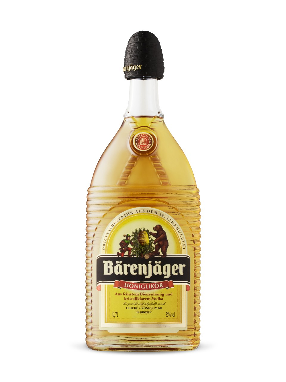 Image for Bärenjäger Honey Liqueur from LCBO