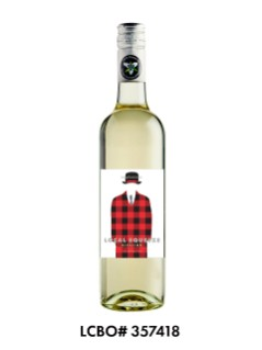 Megalomaniac Local Squeeze White VQA