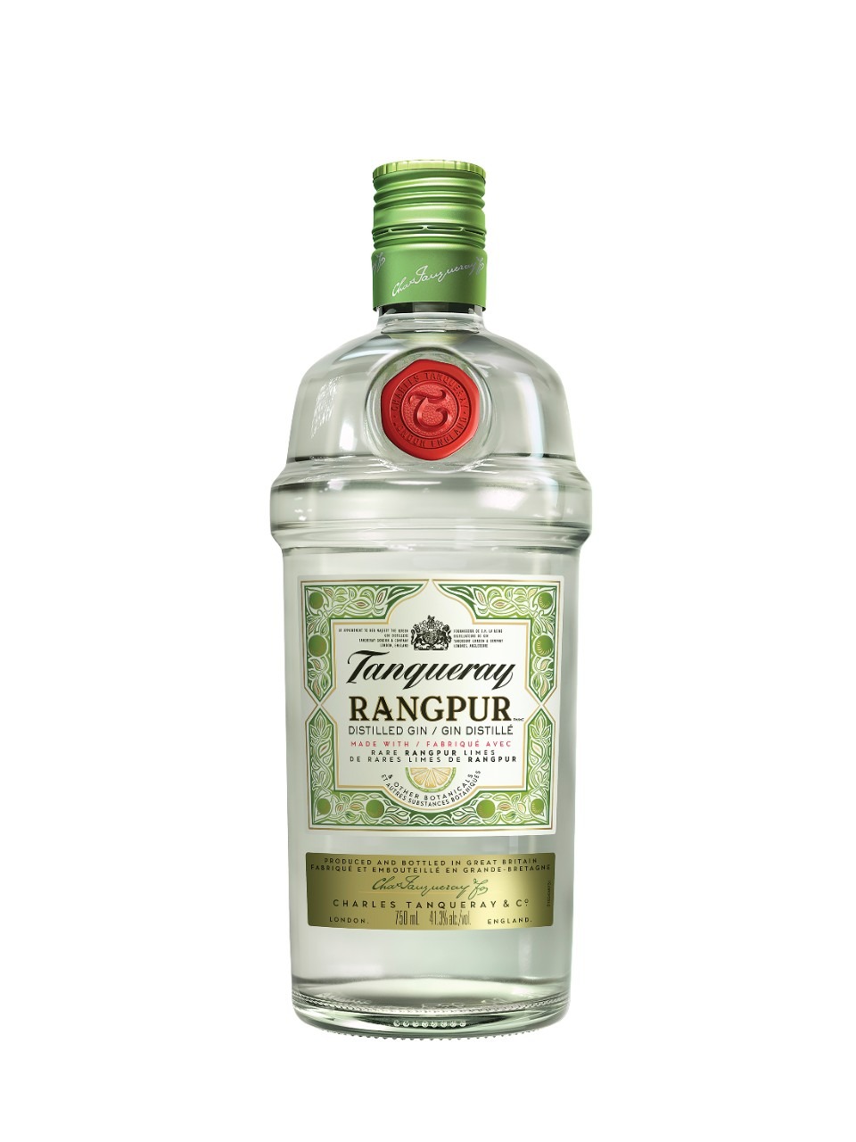 Image for Tanqueray Rangpur Gin from LCBO