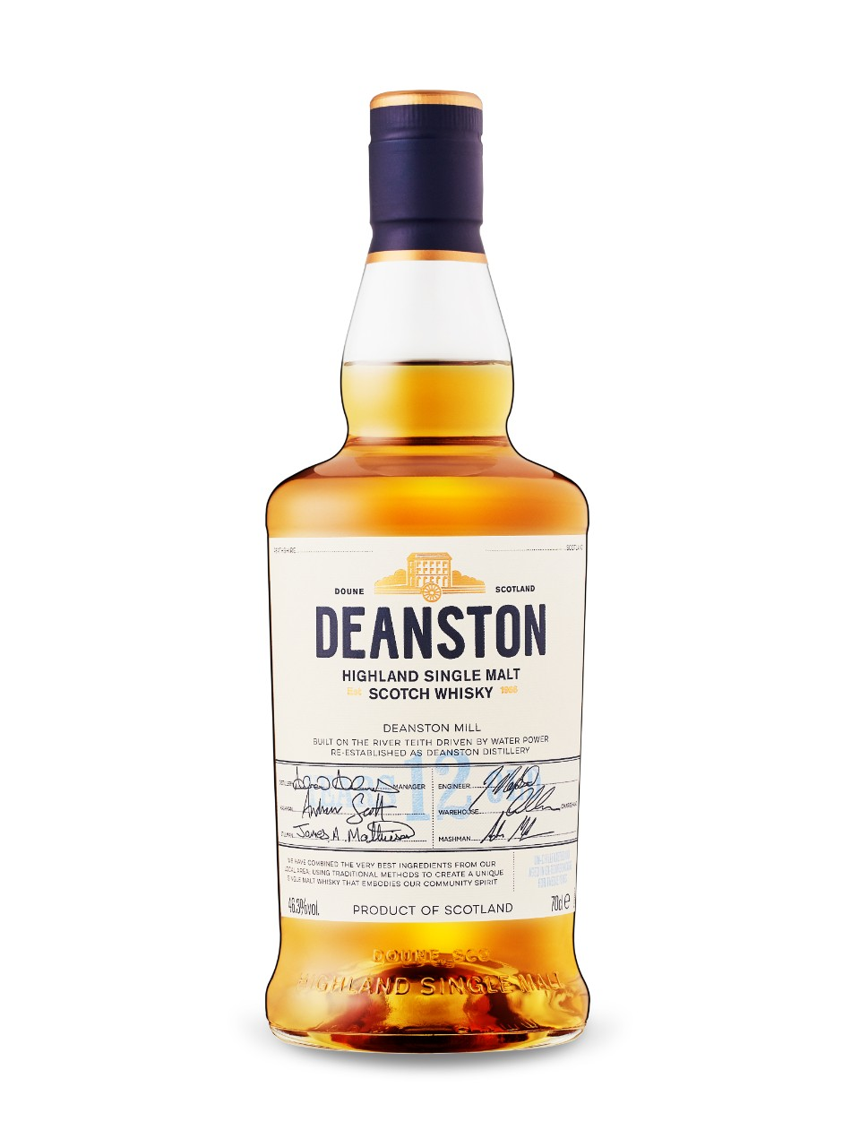 Image for Deanston 12 Year Old Single Malt from LCBO