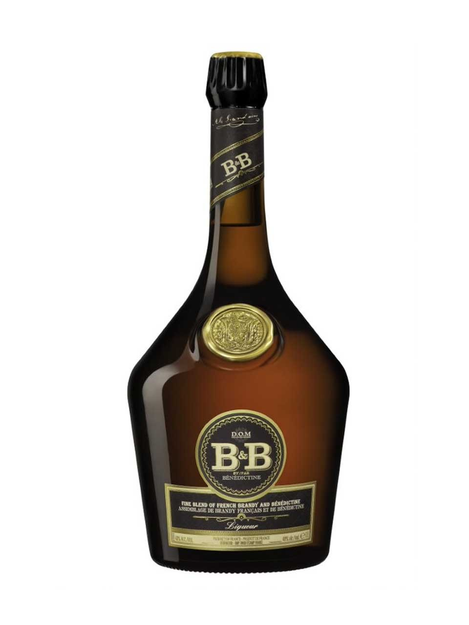 Benedictine & Brandy Liqueur