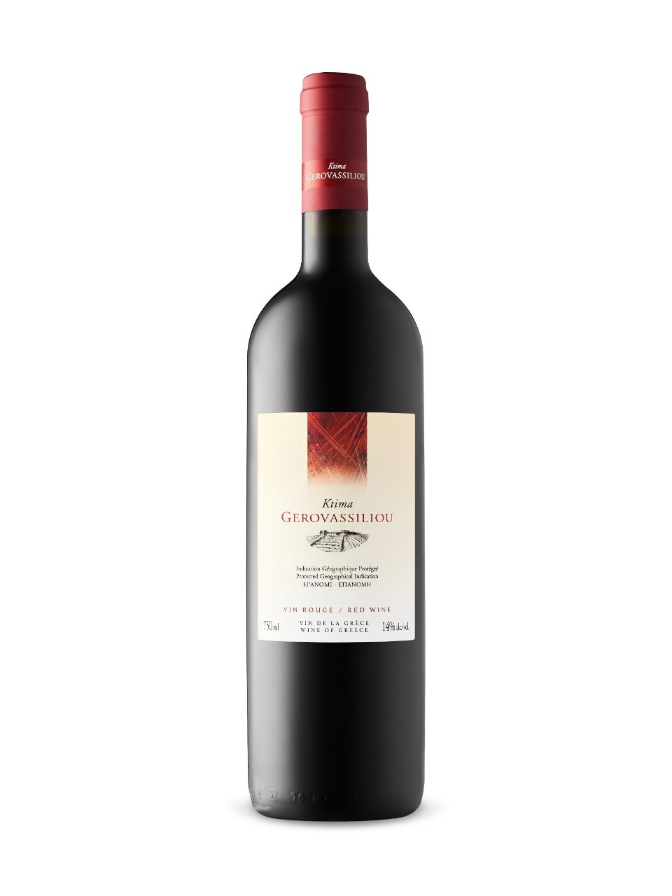 Image for Epanomi Red Blend PGI 2015 from LCBO