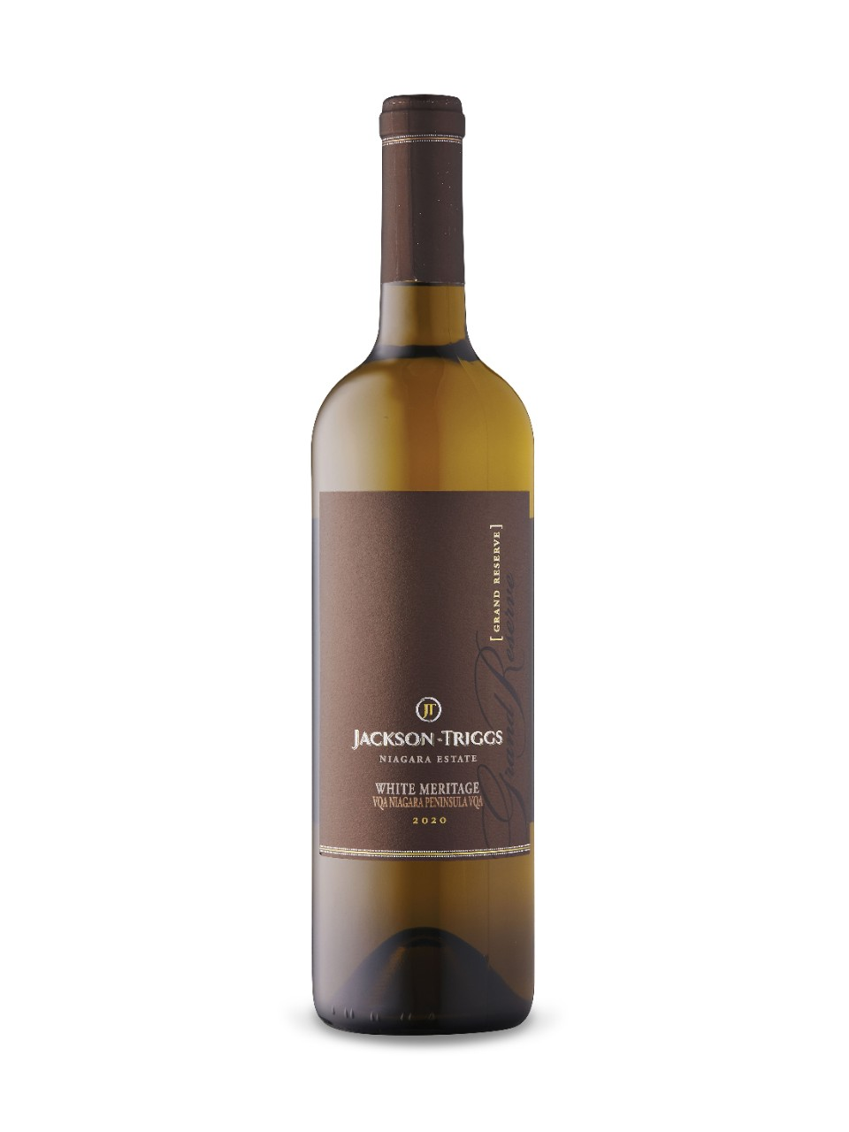Image for Jackson-Triggs Grand Reserve White Meritage 2018 from LCBO