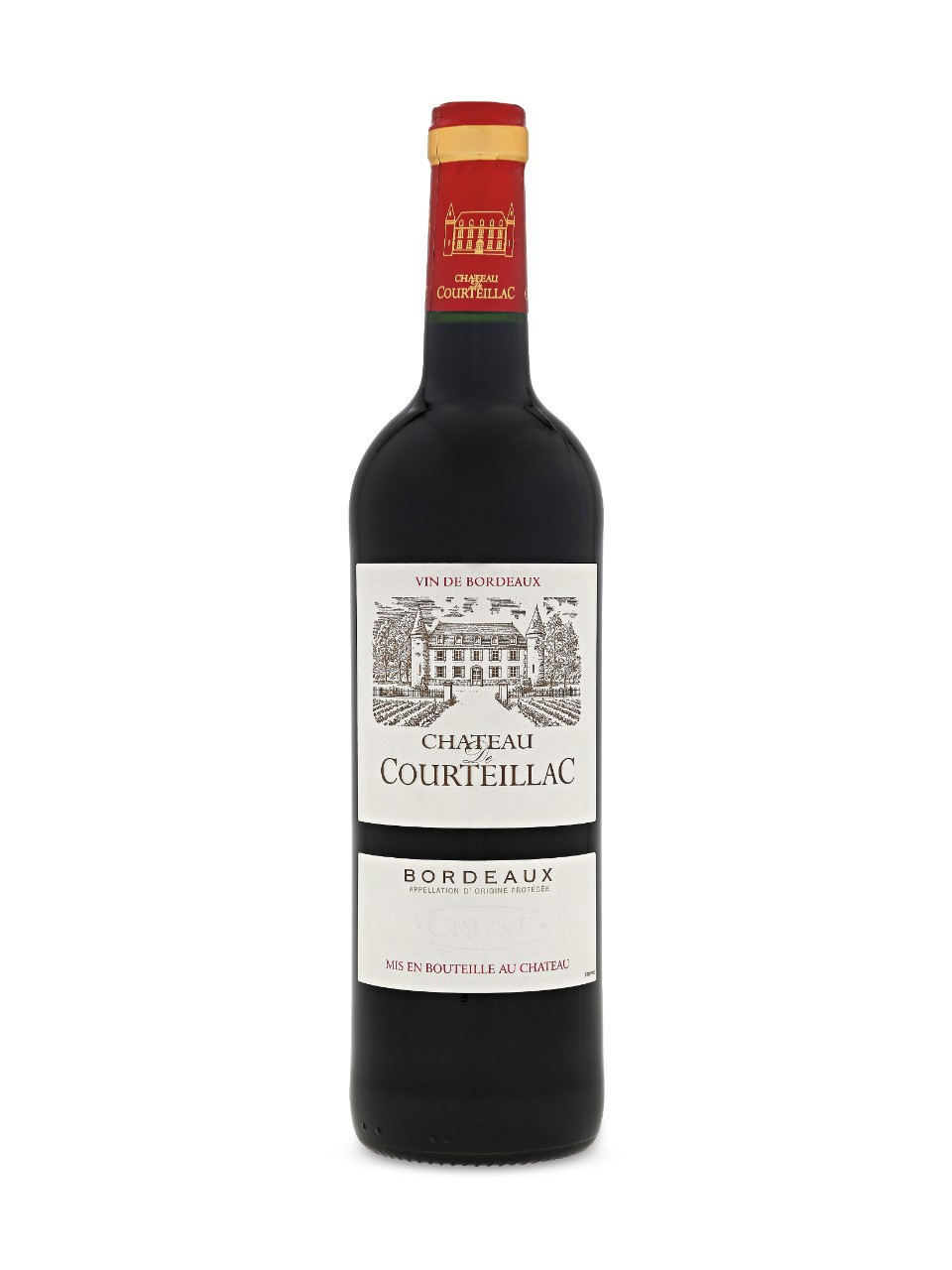 Chateau De Courteillac Bordeaux AOC from LCBO