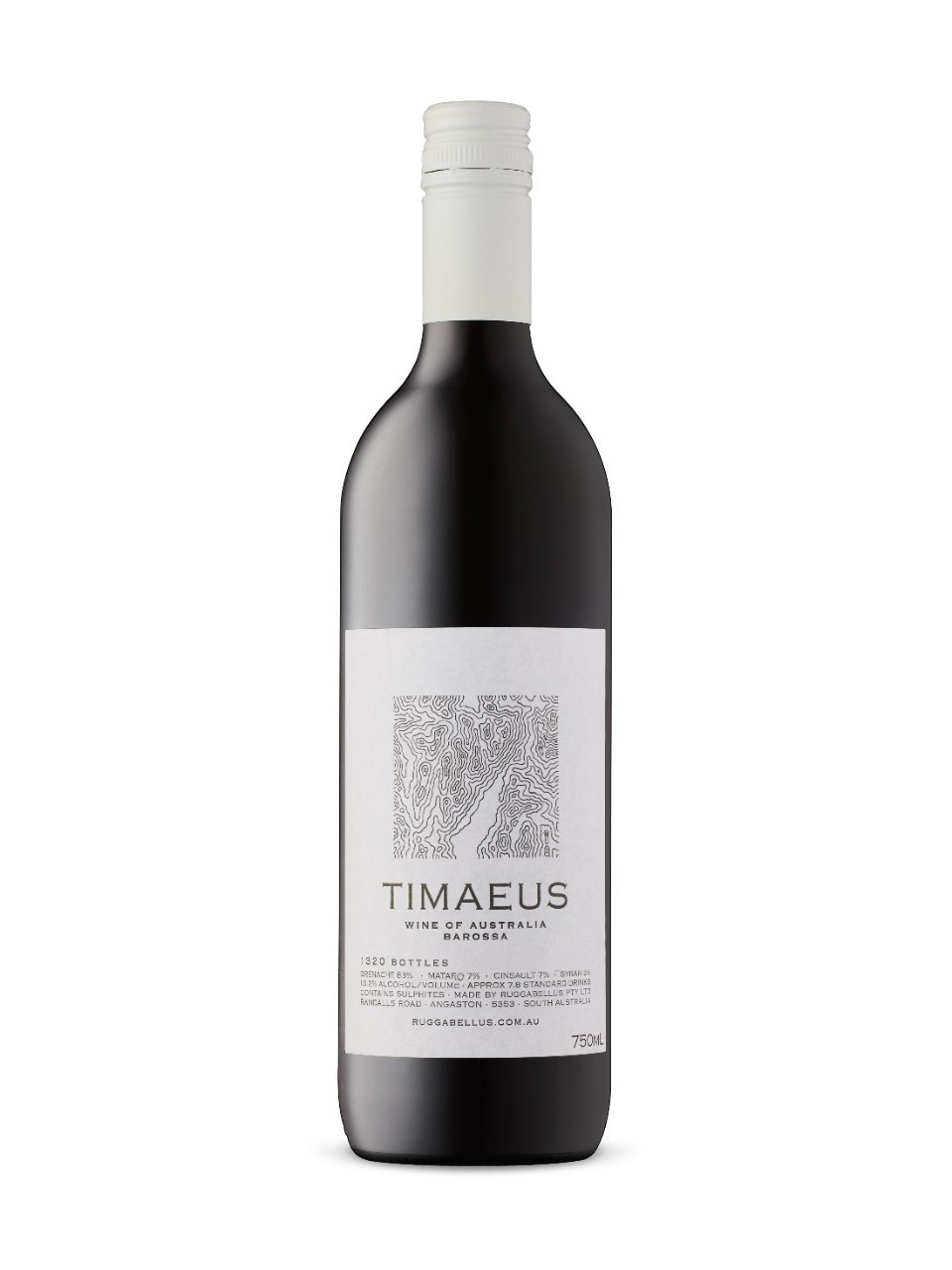 Image for Ruggabellus Timaeus Grenache 2015 from LCBO