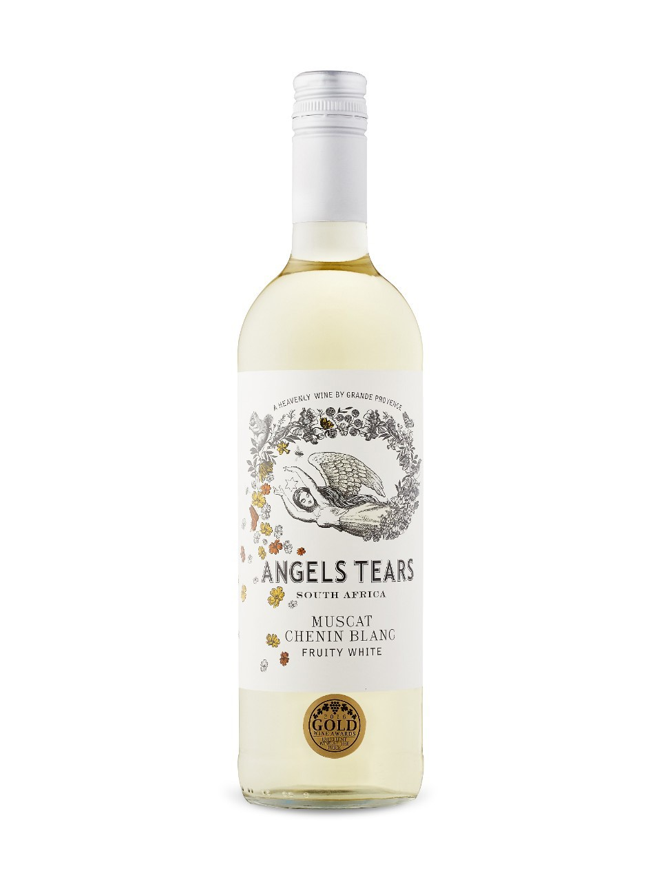 Image for Angels Tears White Blend 2016 from LCBO