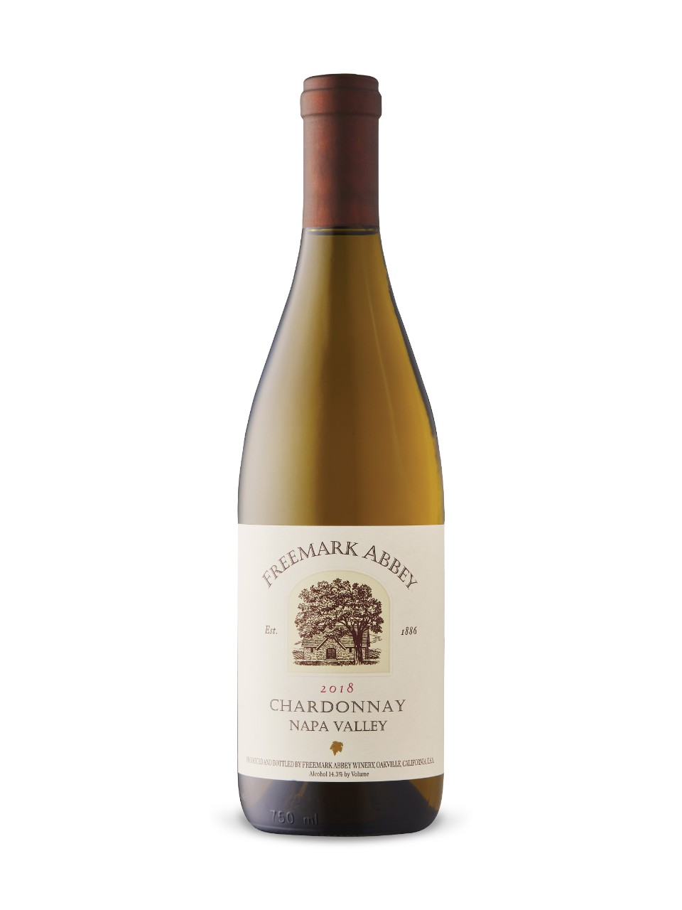 Image for Freemark Abbey Chardonnay 2017 from LCBO