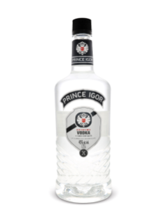 Prince Igor Extreme Vodka (PET)