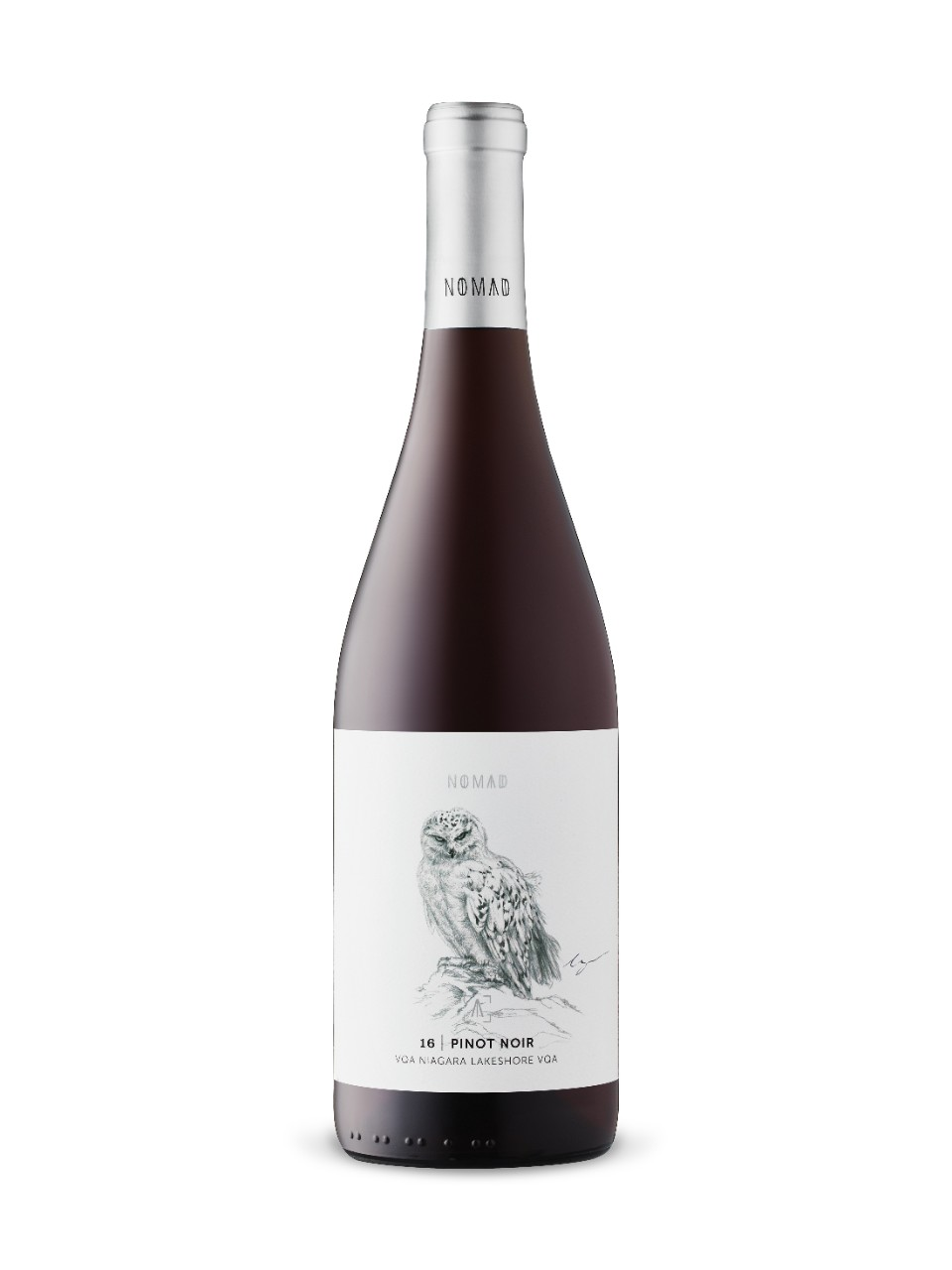Image for Hinterbrook Nomad Pinot Noir 2016 from LCBO