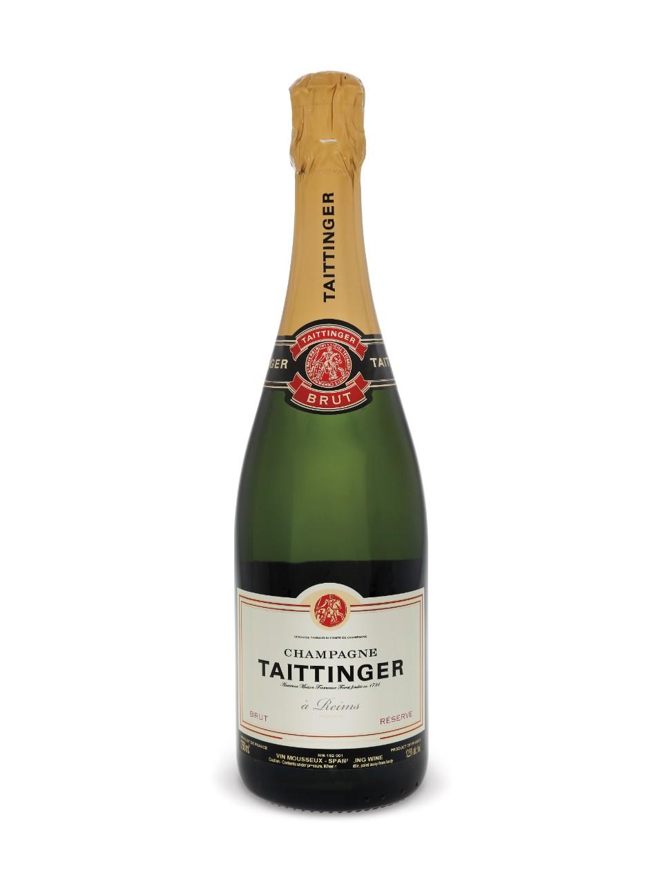 taittinger brut r serve champagne lcbo. Black Bedroom Furniture Sets. Home Design Ideas