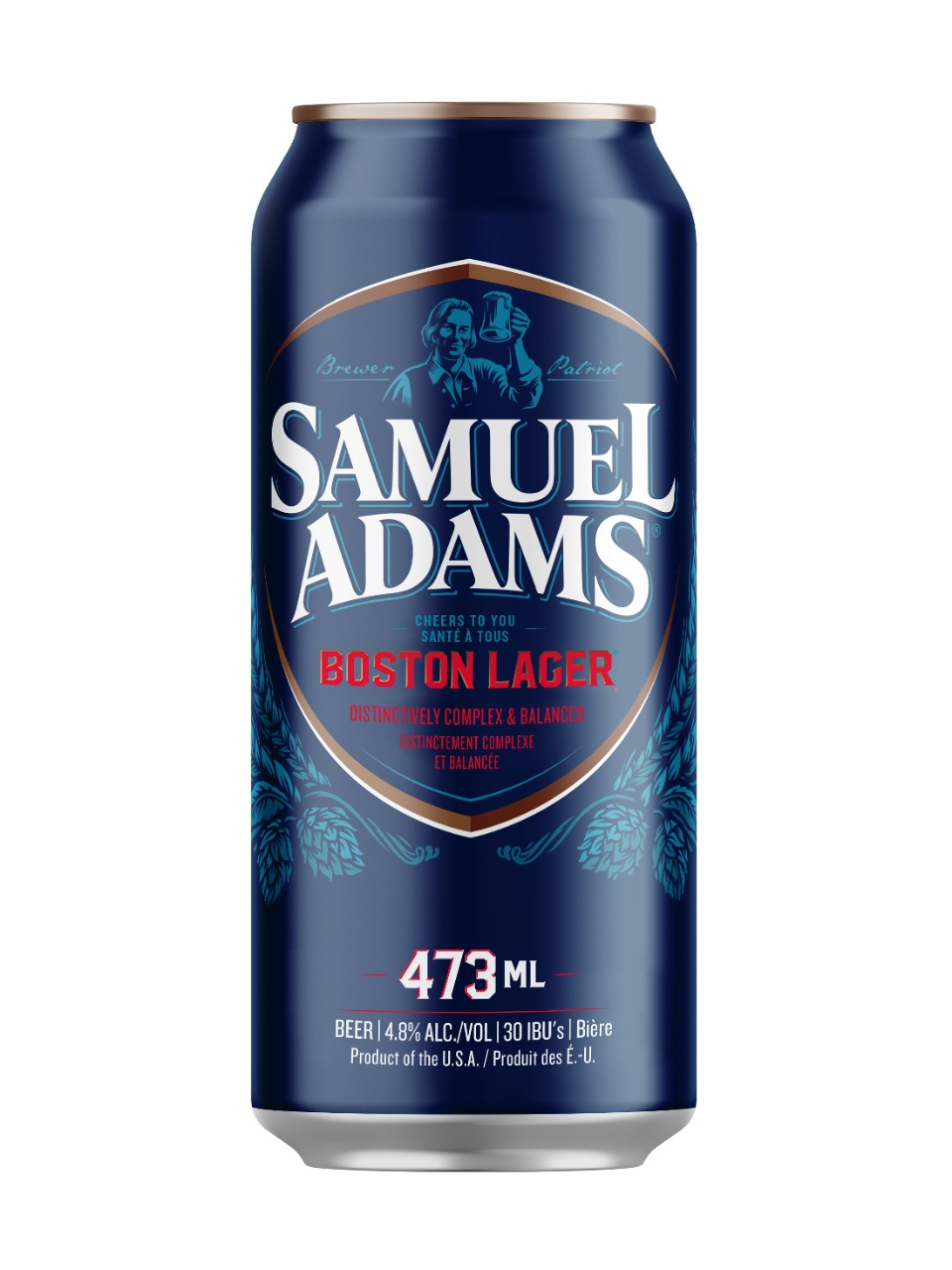 Image for Samuel Adams Boston Lager from LCBO