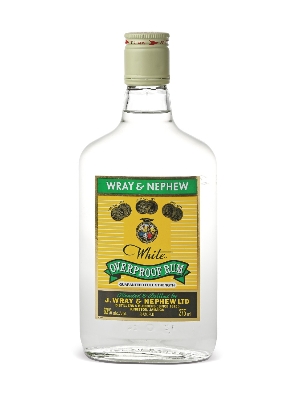 Image for Wray & Nephew White Overproof Rum from LCBO
