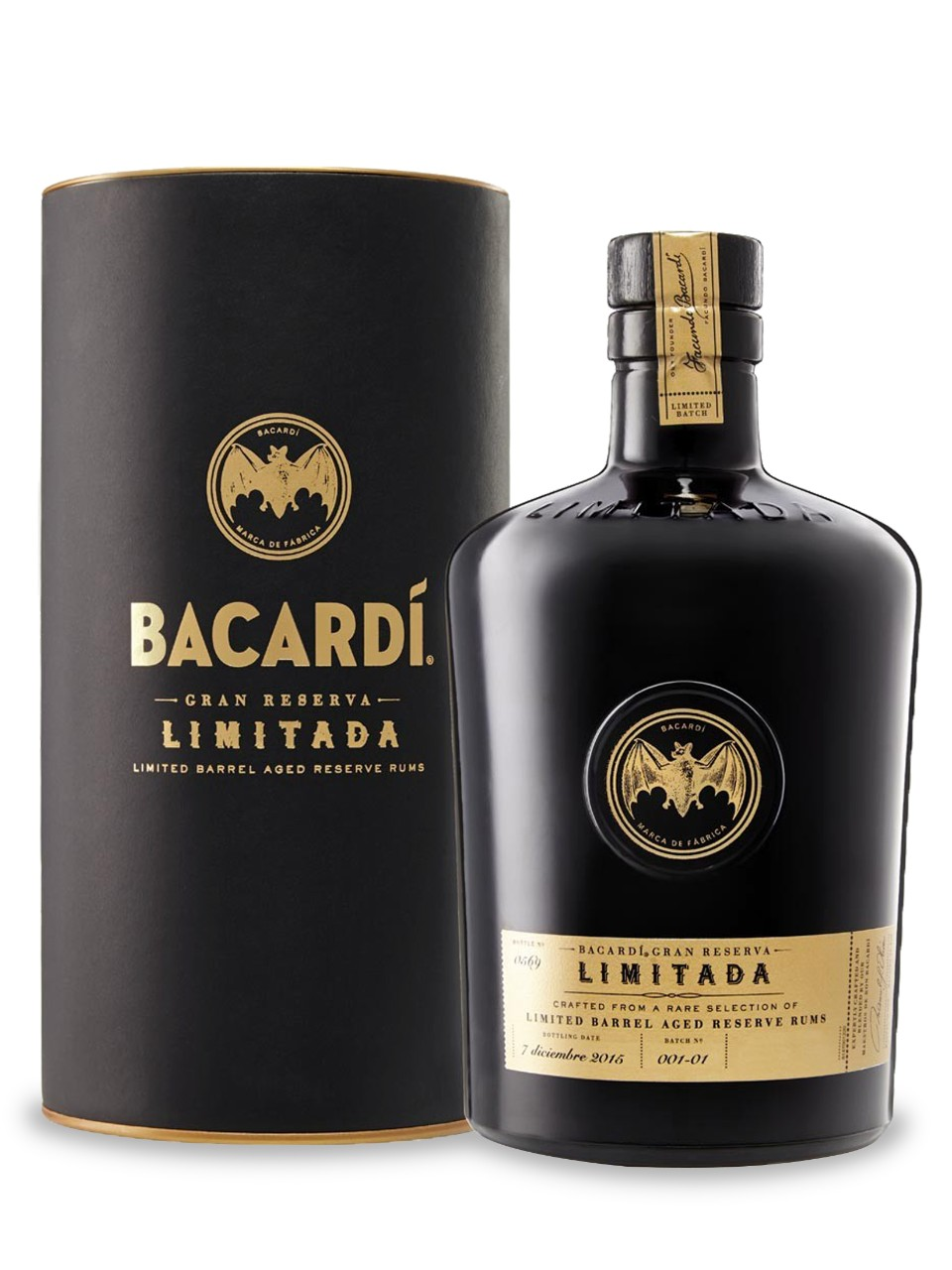 Image for Bacardi Reserva Limitada Rum from LCBO