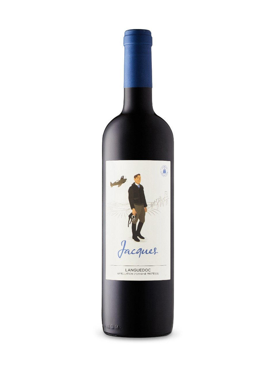 Jacques AOP Languedoc Red 2015 from LCBO