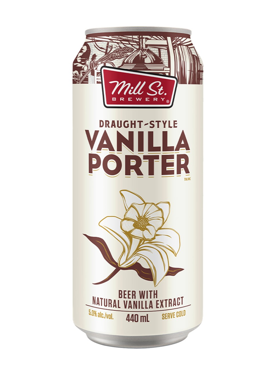 Image for Mill Street Vanilla Porter from LCBO