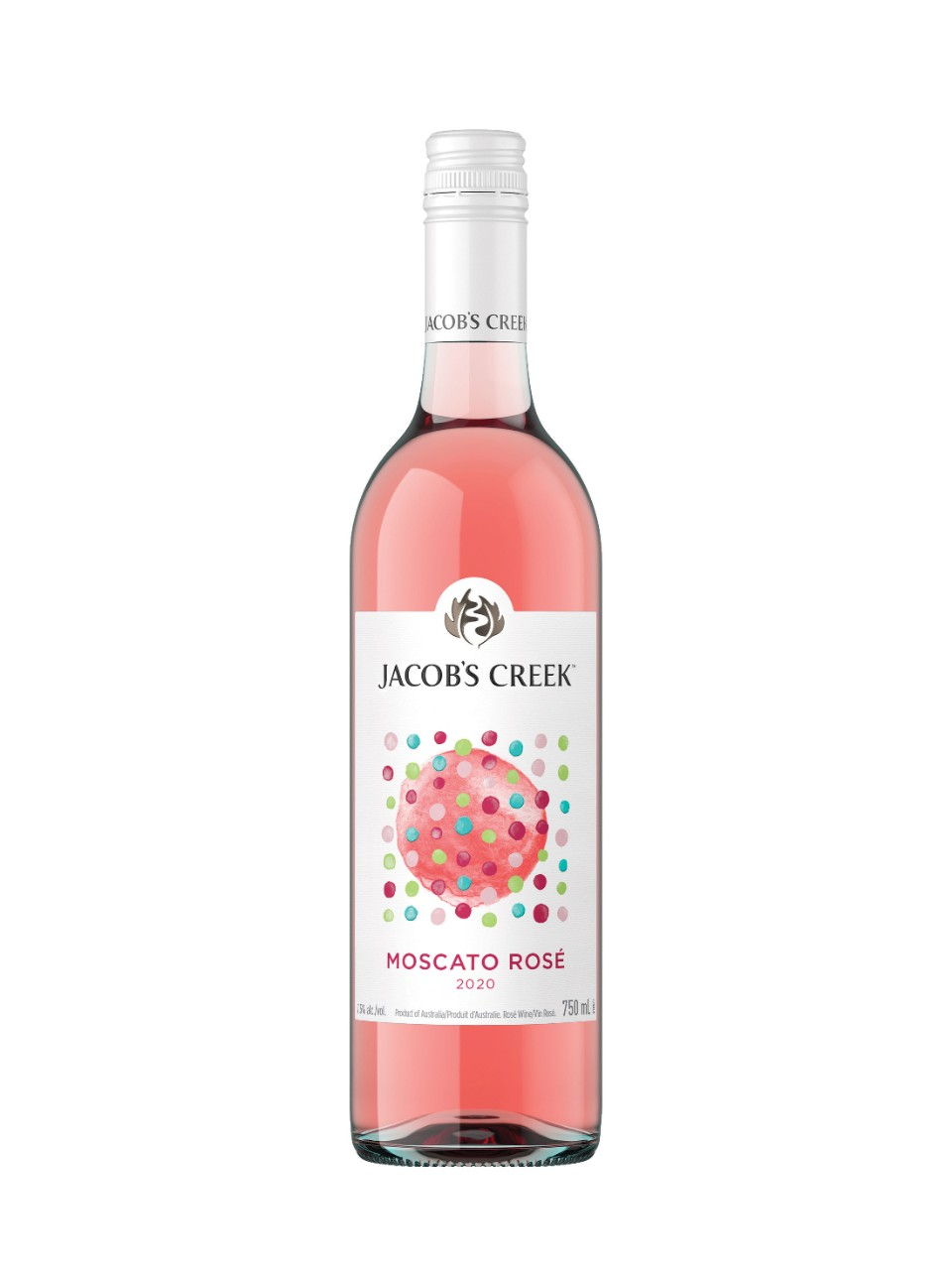 Image for Jacob's Creek Moscato Rosé from LCBO