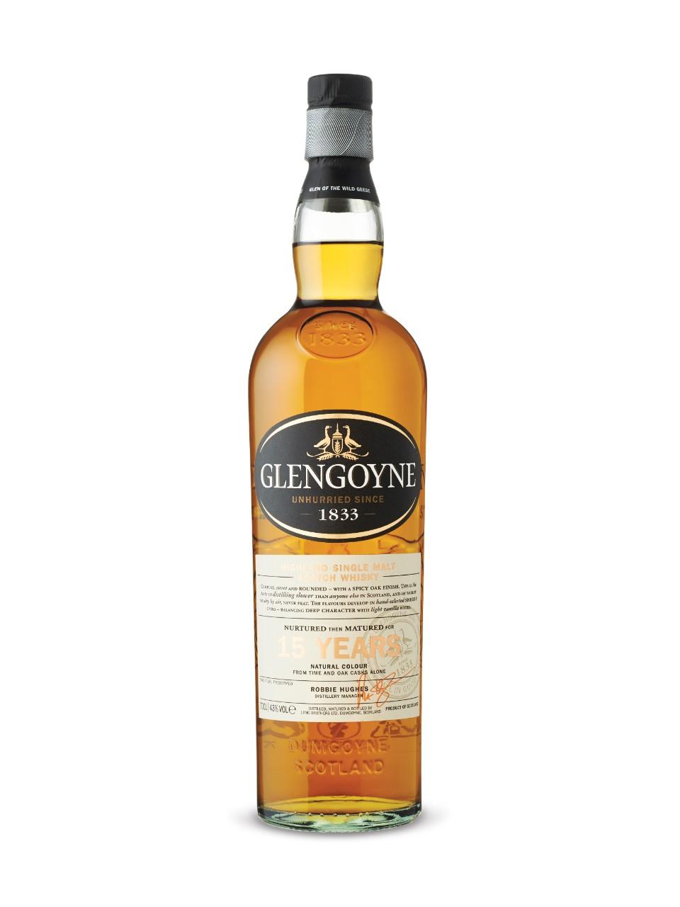 Glengoyne 15 Year Old Highland Single Malt