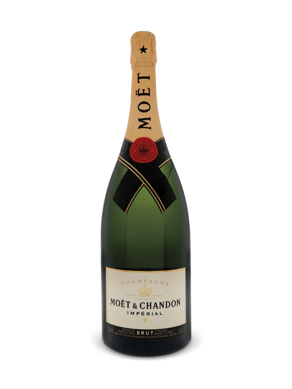 Image for Moët & Chandon Brut Imperial Champagne from LCBO