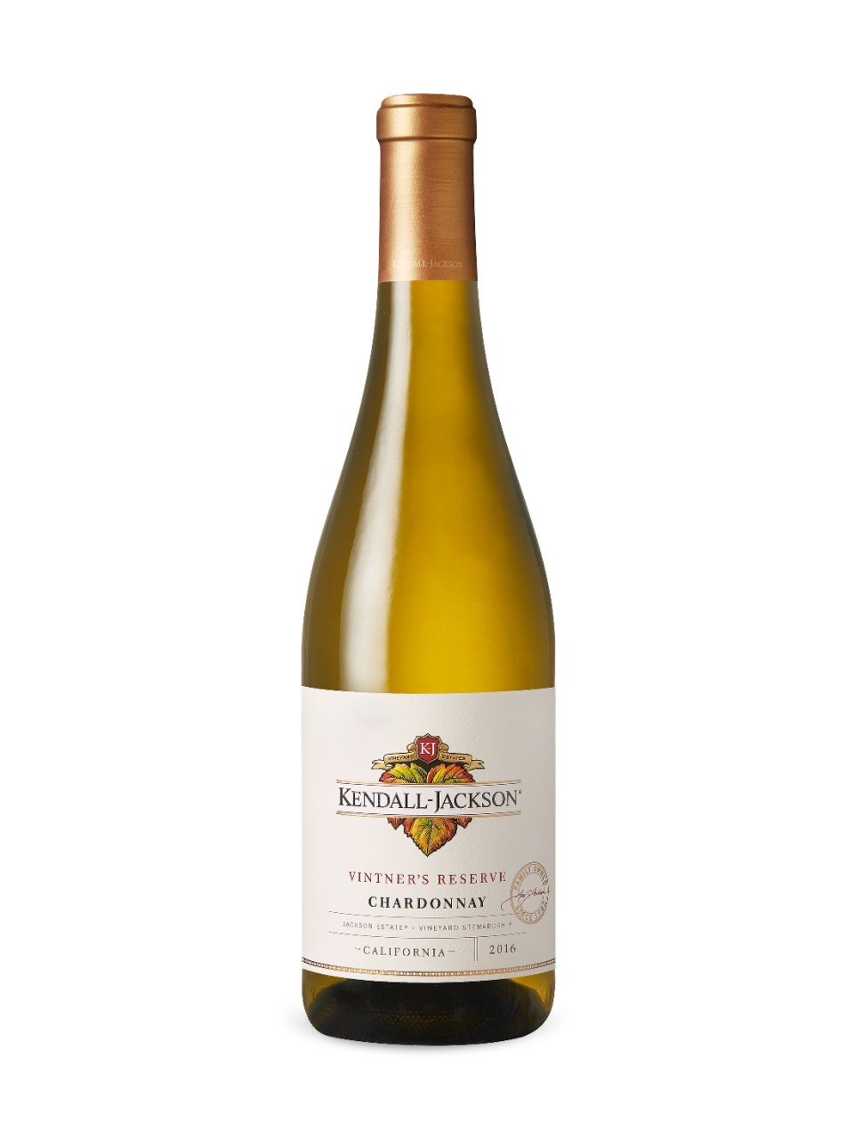 Image for Kendall-Jackson Vintner's Reserve Chardonnay from LCBO