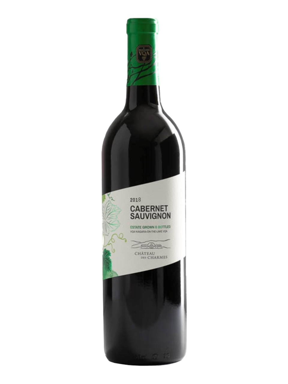 Image for Château des Charmes Cabernet Sauvignon VQA from LCBO