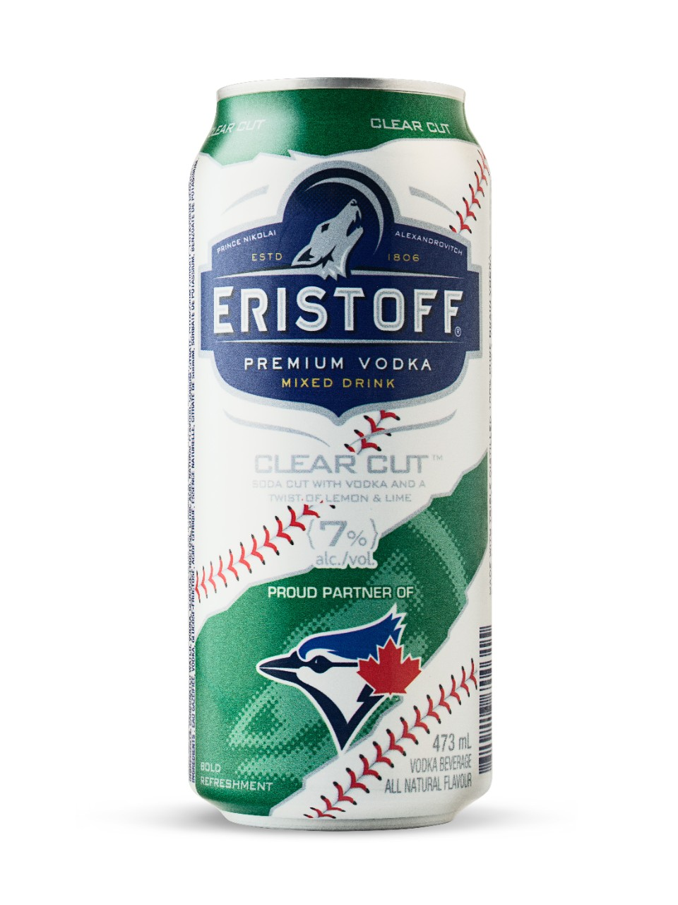 Eristoff Clear Cut                                                                                                              -A