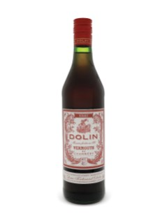 Dolin Vermouth De Chambery Rouge AOC