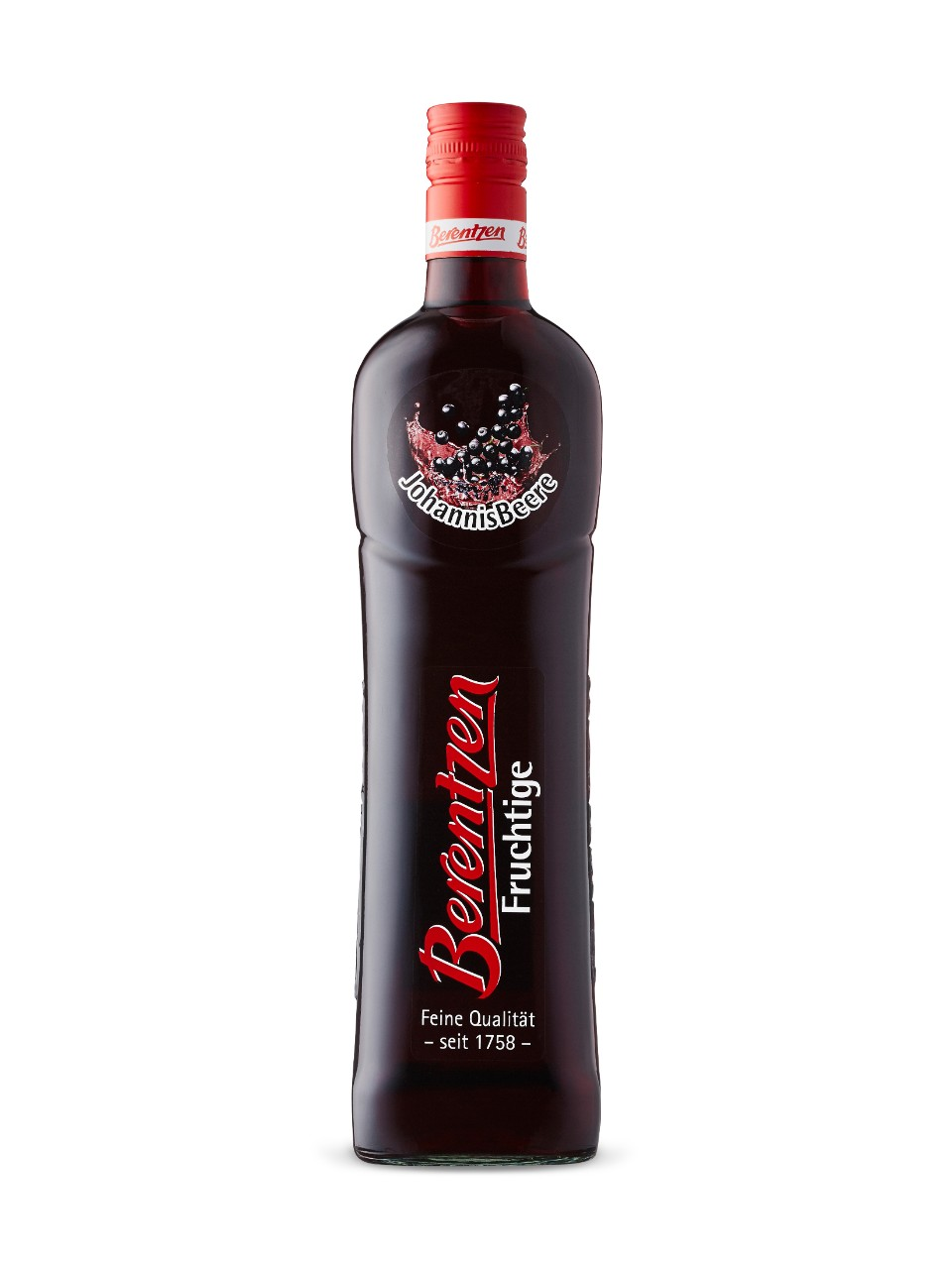Image for Berentzen Johannisbeere Black Currant from LCBO