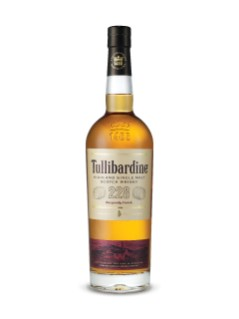 Single Malt des Highlands Tullibardine 228 Burgundy Finish